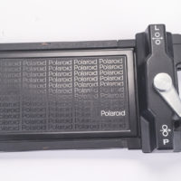 Polaroid Landfilmkassette 545 mit Adapter