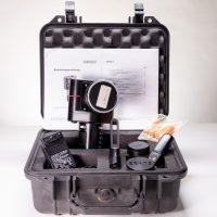 Seitz Roundshot 28-220 360° Kamera wie neu mit PC-Nikkor 28mm in Peli Case 1400